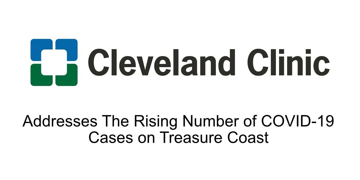Cleveland Clinic Florida Covid Update