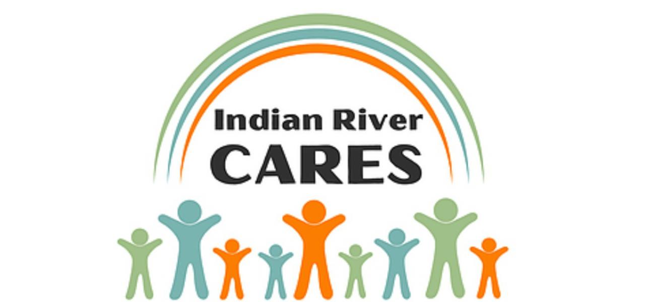 Indian river cares logo